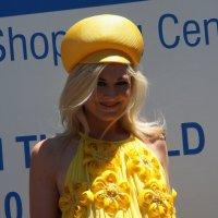 Конкурс шляпок на скачках в Брисбене.Австралия.1 место :: Антонина