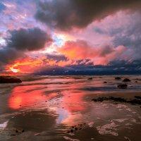 Stormy sunset :: Ruslan Bolgov