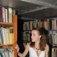 Библиотекарь-41. :: Руслан Грицунь