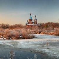 Последний лёд... :: Roman Lunin