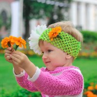 какие красивые цветы! :: Алена Архиреева