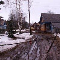 Проезд закрыт :: Татьяна Ломтева