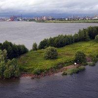 Берега Морского канала :: Александр Рябчиков