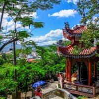 Колокол Желаний в монастыре Лонг Шон. Вьетнам. :: Rafael
