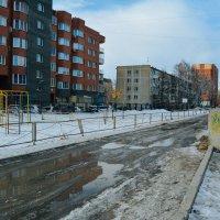 Весенний  Новосибирск :: Света Кондрашова