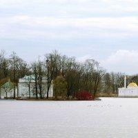 Екатерининский парк в апреле. :: Лия ☼