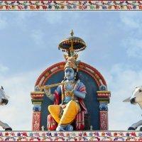 индуистский храм :: Николай