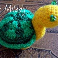 Черепаха :: Art Milady