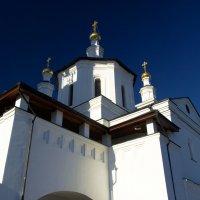 Троицкая церквушка :: Екатерррина Полунина