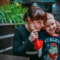мама и сын :: Ольга Елина