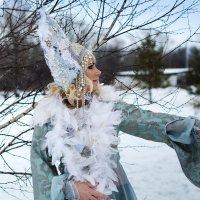 Царевна-зима :: Оксана Сафонова