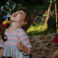 Ловим пузыри :: Инесса Тетерина