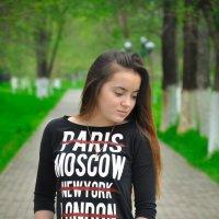 весной :: Валерия Бунак