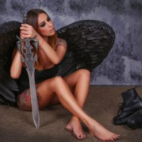 Воинствующие ангелы... :: Наталья Ремез