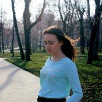 Солнечная дама :: Виктория Дорошук
