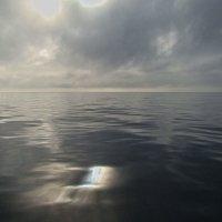 В Атлантике-штиль. :: Надежда Лаптева