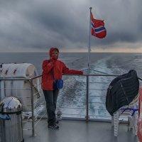 В Атлантике :: Надежда Лаптева