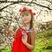 Весеннии Нимфы !!!! :: Кристина Беляева