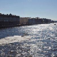 Серебряная река :: Игорь Кудрявцев