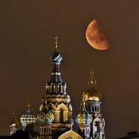 лунная ночь :: Сергей Розанов