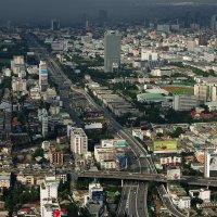 Бангкок перед ливнем :: Александр Астафьев