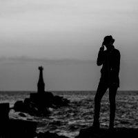 где-то на острове Надежды :: Алёна Николаева