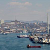Владивосток :: Александр Морозов
