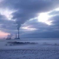 Туман :: Мария Телегина