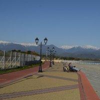 Море, горы, свежий воздух..... :: Диана Богдан