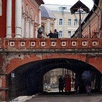 В Высоко -Петровском монастыре... :: Ира Егорова :)))