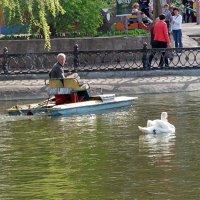 Патруль на воде! :: Наталья