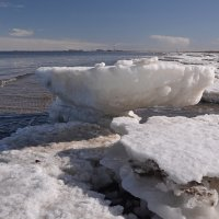 Весна. Апрель. Белое море... :: Елена Третьякова