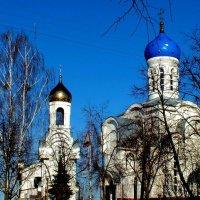 Храм  Иверской иконы Божией Матери :: Александр Прокудин
