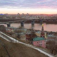Закат в городе Н :: Микто (Mikto) Михаил Носков