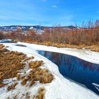 Вешние воды напоят Байкал :: Анатолий Иргл