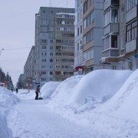 Кемерово, март :: Edward Metlinov