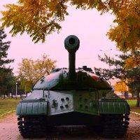 Танк ИС-3. :: Береславская Елена