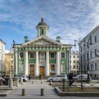 Кирха Святой Марии :: Valeriy Piterskiy