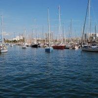 Порт Велл (Port Vell).Барселона :: Lara