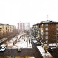 Последний снег в Апреле :: Сергей Алексеев