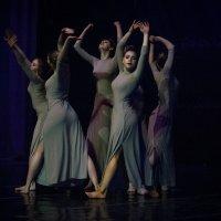 В ритме танца. :: Владимир Батурин