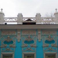 Арбат...где-то в переулке :: Александра Полякова-Костова