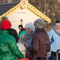 Масленица в Москве :: Любовь Бутакова