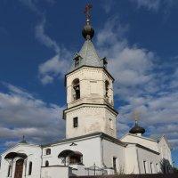 Петропавловский собор на острове Верхнем. :: Олег Попков