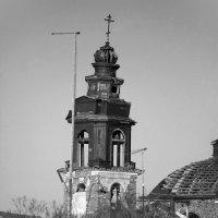 Покинутый храм :: Олег Наумов