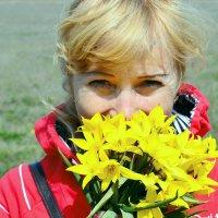 Полевые тюльпаны :: Виктор Шандыбин