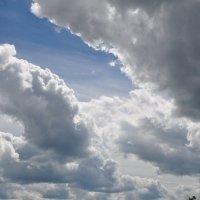 Облака закрыли солнце :: Сергей Тагиров