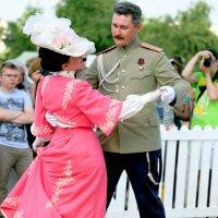 Приглашение к танцу :: Олег Лукьянов