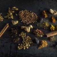 spices and grains :: Дмитрий Бубер