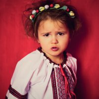 Детское возмущение :: Yana Odintsova